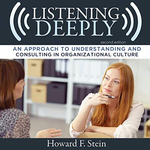 『Listening Deeply: Second Edition』のカバーアート