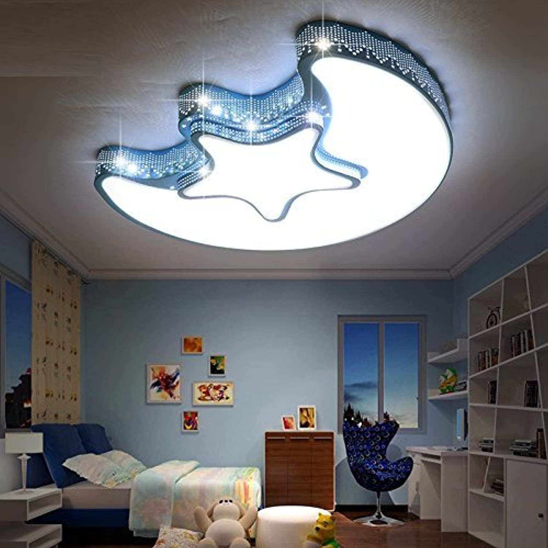Decke Leuchte Rund, LED dimmbare Licht drei CM, 45 kreative ...