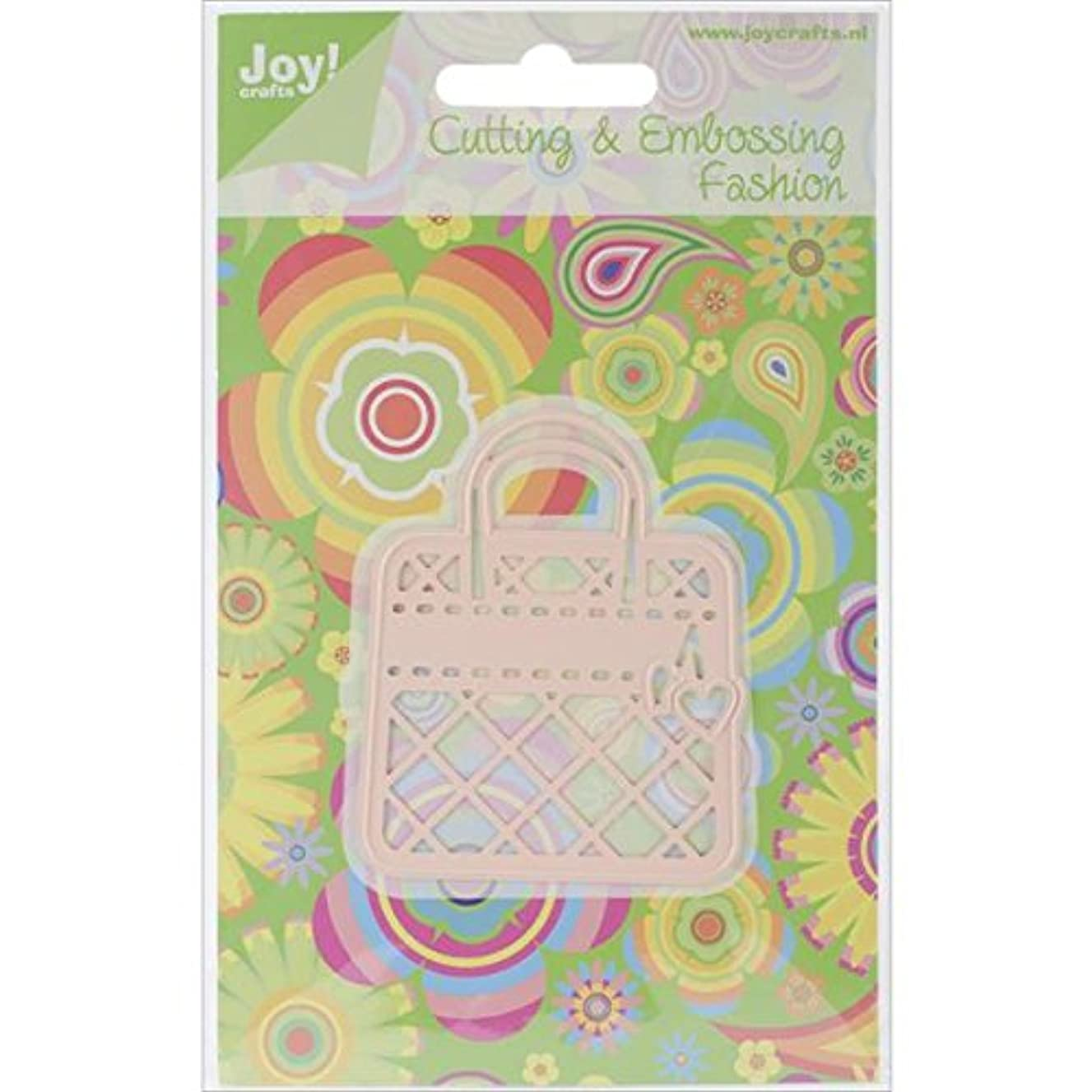 Ecstasy Crafts Joy Crafts Cut and Emboss Die, 2.25-Inch by 2.75-Inch, Hand Bag