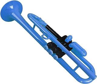 Tromba Plastic Bb Trumpet-Blue