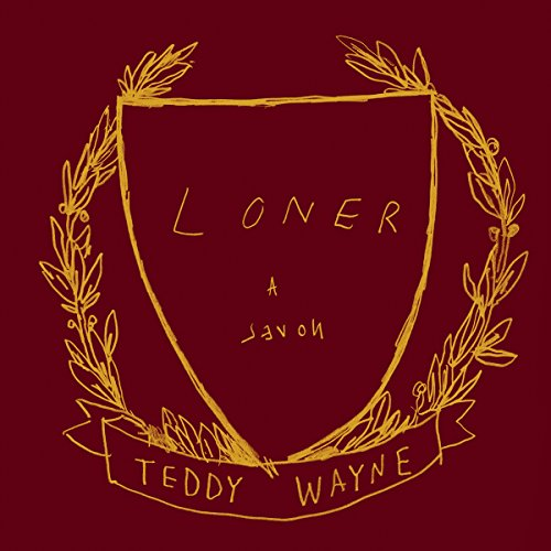Loner audiobook cover art