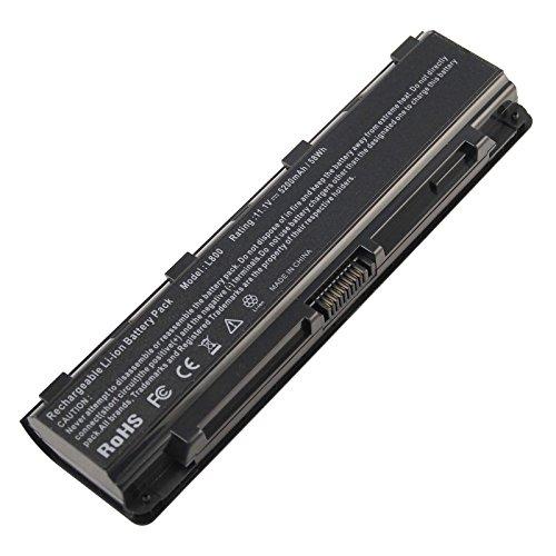 ARyee 5200mAh batería del Ordenador portátil para Toshiba Satellite L850 C855 C855D C855-S5206 C855-S5214 C870D C875D Toshiba PA5023U-1BRS PA5024U-1BRS PA5025U-1BRS
