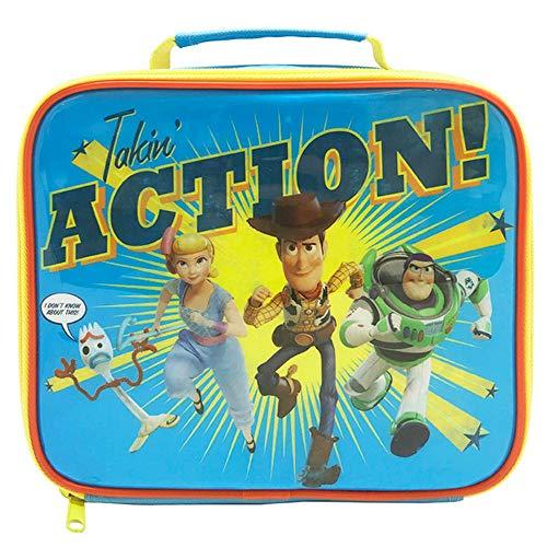 Toy Story 4 Takin` Action Lunch-Tasche (Einheitsgröße) (Bunt)