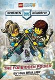 The Forbidden Power (LEGO NEXO KNIGHTS: Knights Academy #1) (English Edition)
