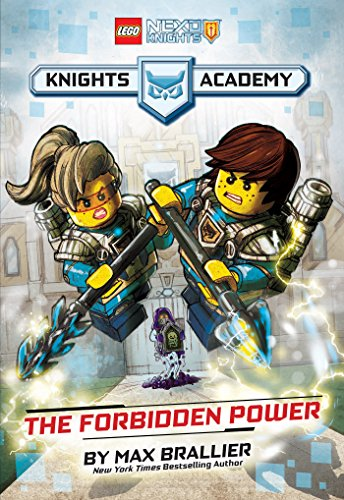 The Forbidden Power (LEGO NEXO KNIGHTS: Knights Academy #1) (English Edition)