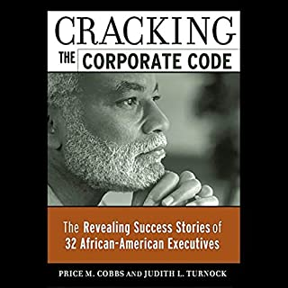 Cracking the Corporate Code audiobook cover art