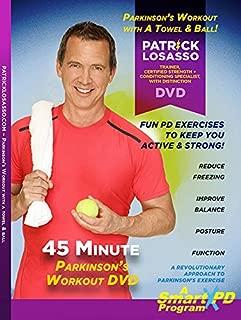 Parkinson's Towel & Ball Workout-DVD