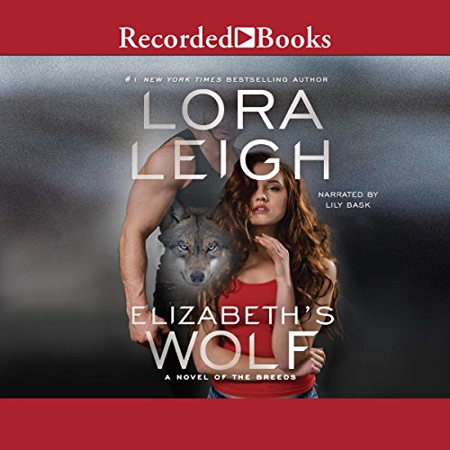 Elizabeth's Wolf audiobook cover art