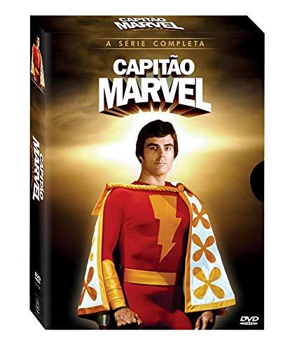 Capitão Marvel - A Série Completa