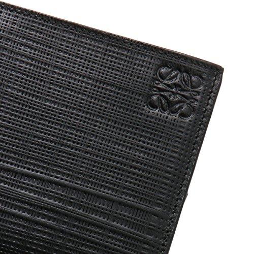 (ロエベ)LOEWE二つ折り財布ブラック1018850119301100[並行輸入品]