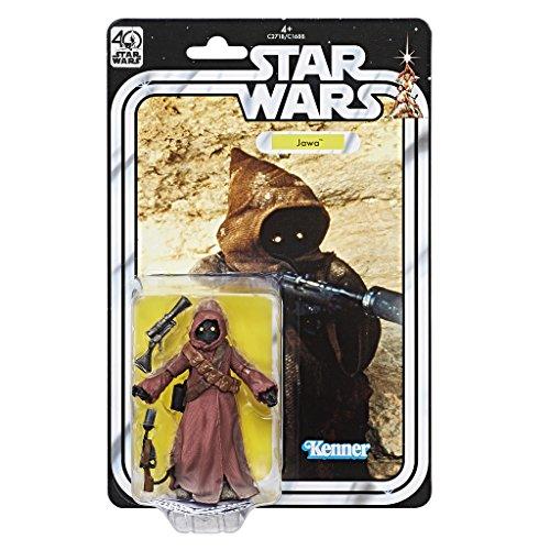 Star Wars-Figura de accion Jawa, Multicolor, 27.7 x 18.2 x 4.9 cm (Hasbro C1688EU4-C2718EU4)