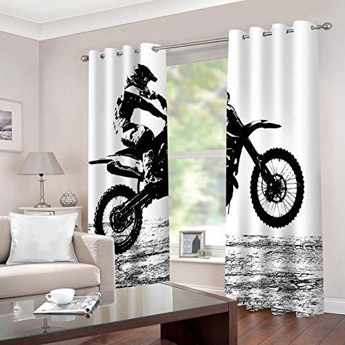 cortinas dormitorio juvenil deporte