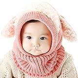 Winter Baby Hats, Winter Cute Hat, Winter Baby Hood Scarf Caps, Invierno...