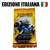 Magic The Gathering Dragon'S Maze - 15 Cards Booster Pack (IT)