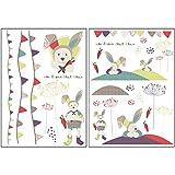 Stickers muraux décoratifs Tinoo - Sauthon