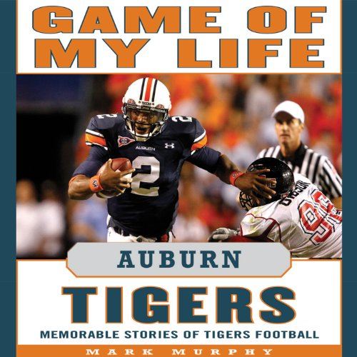 Game of My Life: Auburn Tigers audiobook cover art
