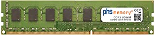 PHS-memory 2GB RAM módulo para ASUS P7P55D-E Pro DDR3 UDIMM 1066MHz