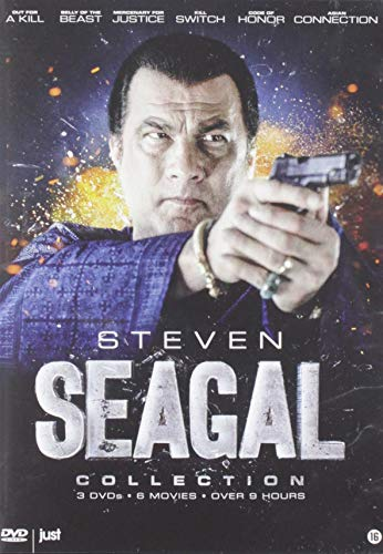 DVD - Steven Seagal Box (6 Films) (1 DVD)