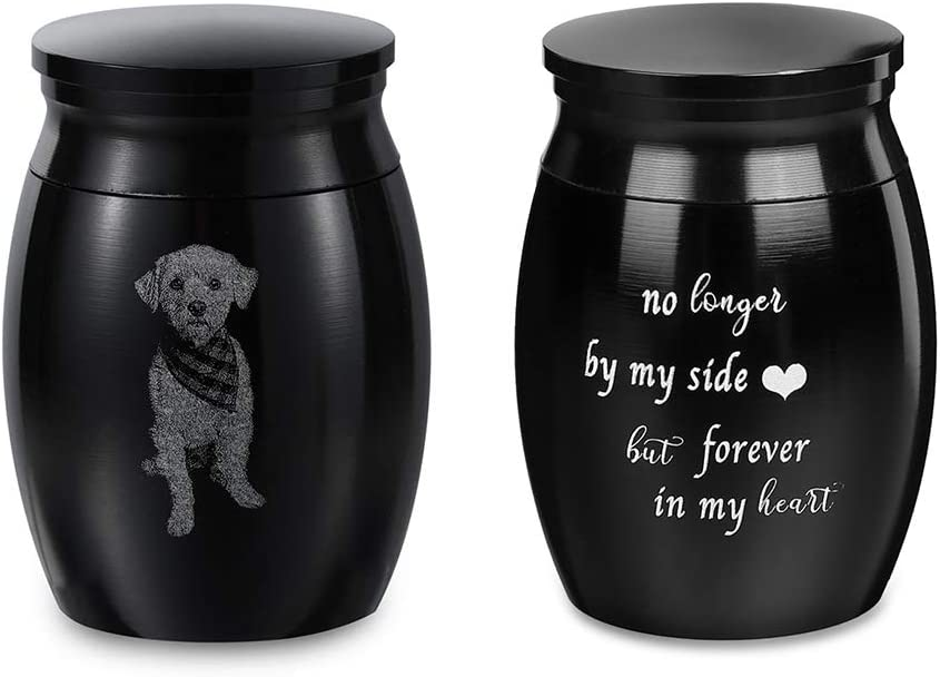 Max 55% OFF Lovejewelry Financial sales sale Mini Keepsake Urns for Human Pets Custom Ashes Photo