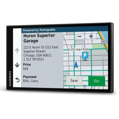 Garmin Drivesmart 61 LMT-S navigatiesysteem (continent)