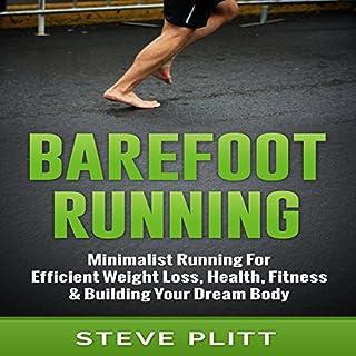 Barefoot Running audiobook cover art