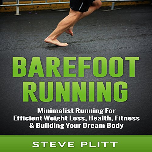 Barefoot Running audiobook cover art