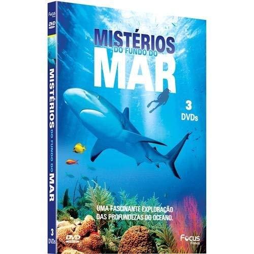 Box Mistérios do Fundo do Mar - Volume 1