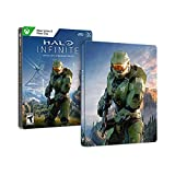 Halo Infinite - Steelbook® Edition – Xbox Series X and Xbox One