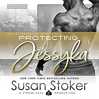 Protecting Jessyka audiobook cover art