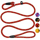 Zhichengbosi Dog Slip Lead, Extremely Durable Strong Dog Training Leash Rope, 150 cm Long Adjustable Pet Lead Leash For Small Medium Dogs (10-80 lbs)