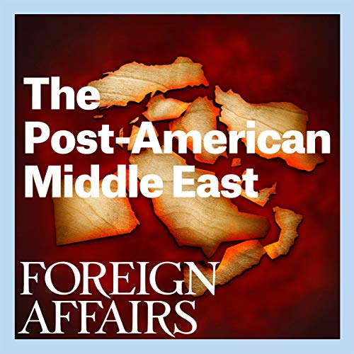 The November/December 2015 Issue of Foreign Affairs cover art
