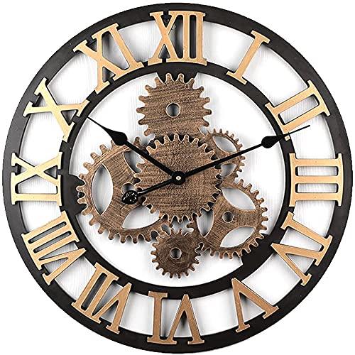 TENGER -   Retro Uhr Große