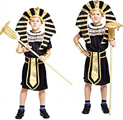 Egyptian Boy Fancy Dress Costume