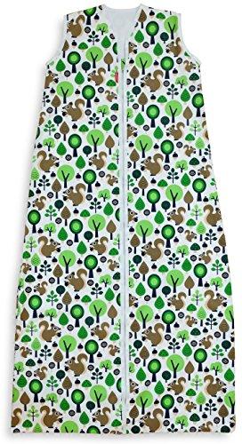 Ideenreich 2276 Gigoteuse, 110 cm, écureuil, vert