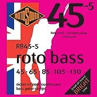 ROTOSOUND ROT-RB45/5 5弦エレキベース弦