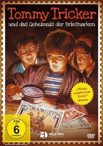 Tommy Tricker und das Geheimnis der Briefmarken