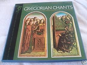 Treasury of Gregorian Chants; The Vienna Choir of the Vienna Hofburg Kapelle/ Josef Schabasser, Dir-3 Lp Box Set--