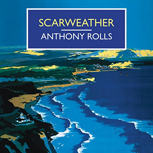 Scarweather audiobook cover art