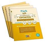 Pack Mis Problemas Favoritos: Repaso 1º PRIMARIA. Mejora la resolución de problemas de matemáticas (Niños de 6 a 8 años)