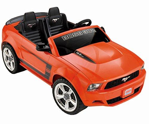 Power Wheels Ford Mustang Boss...
