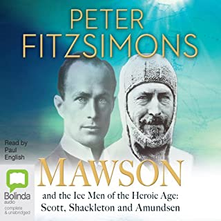 Mawson and the Ice Men of the Heroic Age cover art
