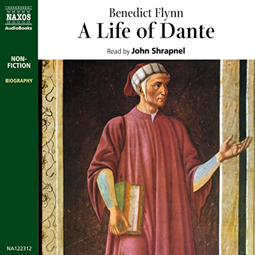 A Life of Dante audiobook cover art