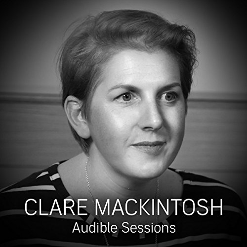 FREE: Audible Interview with Clare Mackintosh cover art