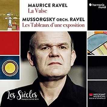 Ravel: La Valse - Mussorgsky: Les Tableaux d'une exposition (Orch. Ravel) (Live)