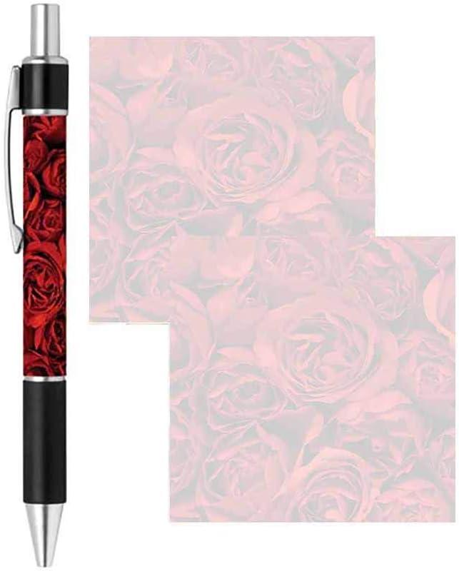 Custom Stationery Sticky Notes Floral Sticky Notes Office Supplies Teacher Gift Flower Stationery Secretary Gift Sticky Notepad