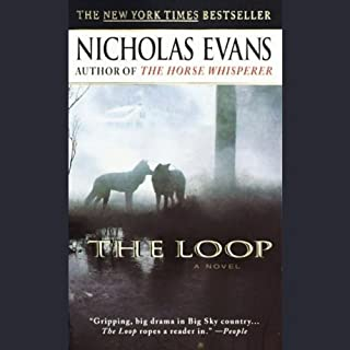 The Loop audiobook cover art
