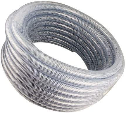 Firm Latest item Bendable High Translated Pressure Semi-Clear for Tubing Plastic White