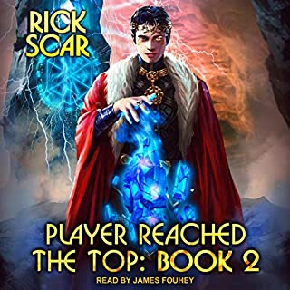 Player Reached the Top cover art