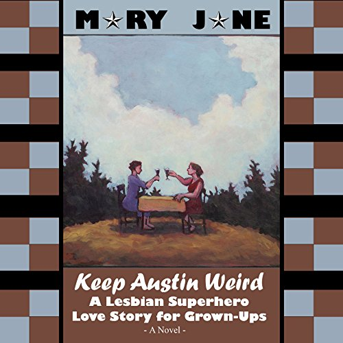 Keep Austin Weird audiobook cover art