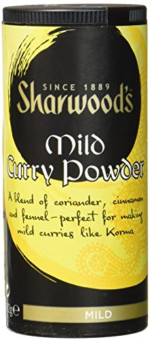 Sharwood`s Mildes Curry Pulver, 6er Pack (6 x 102 g)